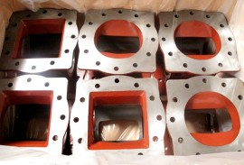 ductile cast iron parts