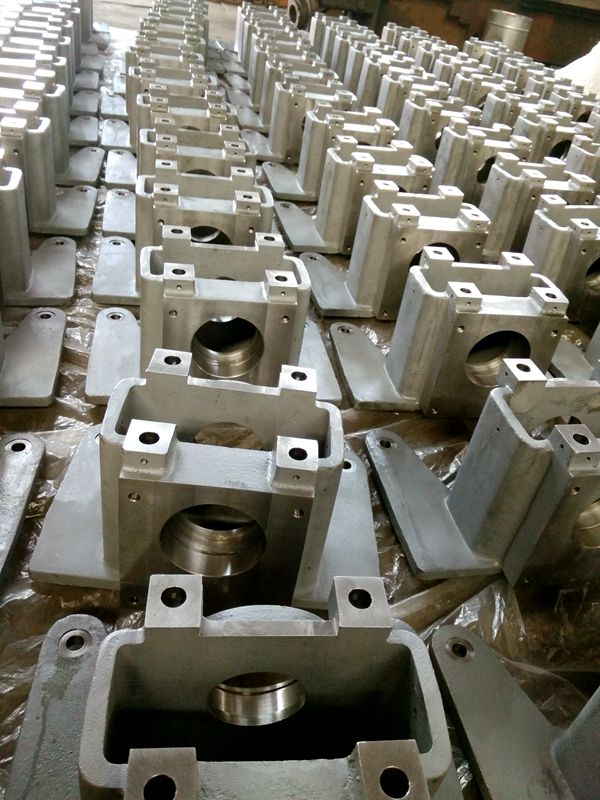frames made of ductile cast iron  3