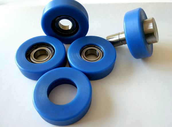 guild roller(nylon shaft sleeve, bearing and shaft)